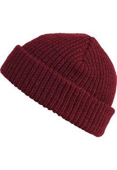czapka zimowa MASTERDIS - FISHERMAN BEANIE II MAROON