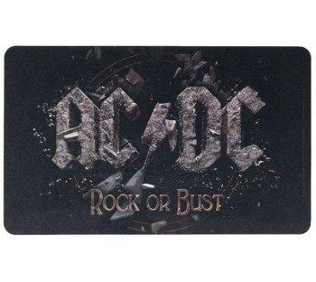 deska do krojenia AC/DC - ROCK OR BUST mała