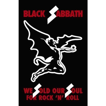 flaga BLACK SABBATH - WE SOLD OUR SOULS