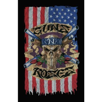flaga GUNS N ROSES - FLAG