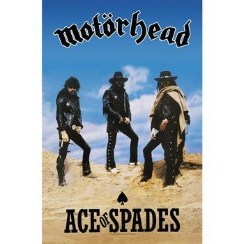 flaga MOTORHEAD - ACE OF SPADES