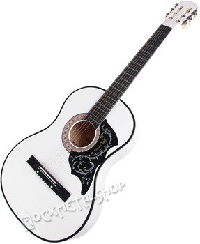 gitara akustyczna CRAFTMAN C-31 / WHITE