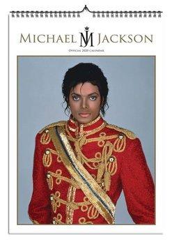 kalendarz MICHAEL JACKSON 2020