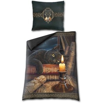 komplet pościelowy SPIRAL - THE WITCHING HOUR, kołdra (135*200) + poduszka (80*80)