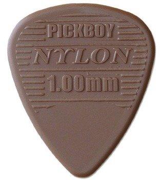 kostka gitarowa PICKBOY Classic NYLON 1,00mm