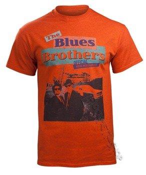 koszulka BLUES BROTHERS - BLACK SALMON