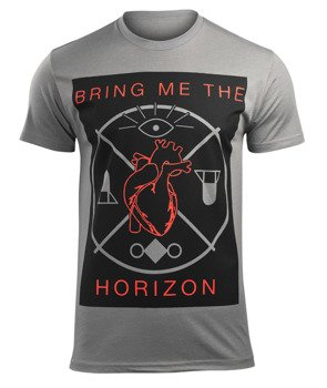 koszulka BRING ME THE HORIZON - HEART AND SYMBOLS