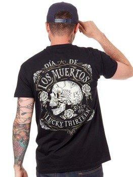 koszulka LUCKY 13 - DEAD SKULL