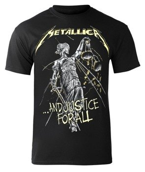 koszulka METALLICA - ...AND JUSTICE FOR ALL