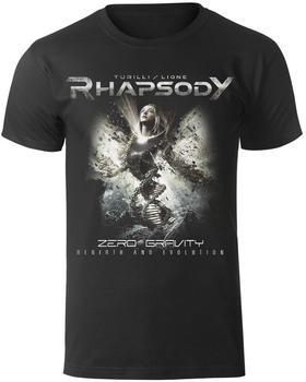 koszulka RHAPSODY - TURILLI / LIONE, ZERO GRAVITY