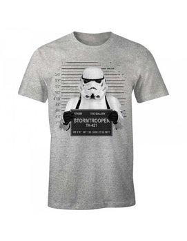 koszulka STAR WARS - STORMTROOPER - ARRESTED TROOPER, USZKODZONA