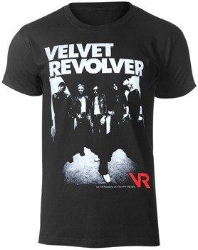 koszulka VELVET REVOLVER - BAND