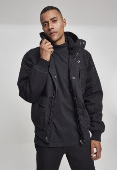 kurtka HOODED COTTON JACKET