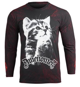 longsleeve AMENOMEN - PURE EVIL (OMEN004LO ALLPRINT RED)