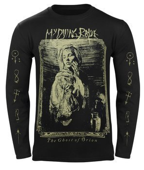 longsleeve MY DYING BRIDE - THE GHOST OF ORION WOODCUT