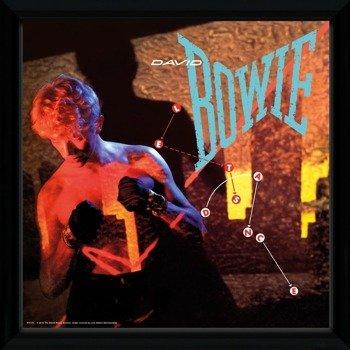 obraz w ramie DAVID BOWIE - LETS DANCE