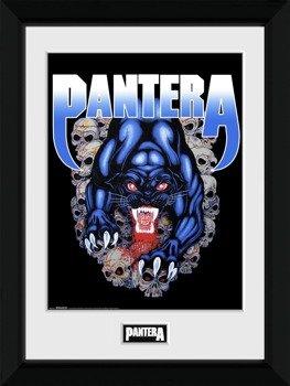 obraz w ramie PANTERA - PANTHER