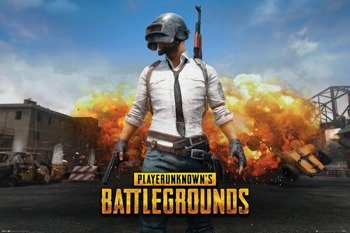 plakat PUBG - PLAYER UNKOWN