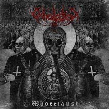płyta CD: EXHALATION - WHORECAUST