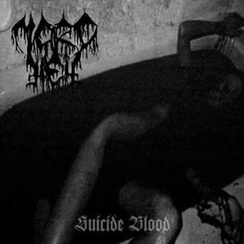 płyta CD: MORDHELL - SUICIDE BLOOD