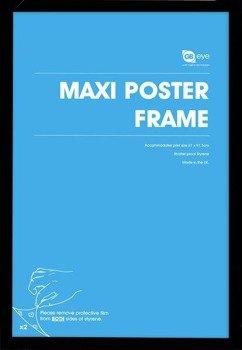rama do plakatu MAXI 61x91.5 czarna