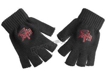 rękawiczki DEATH - LOGO