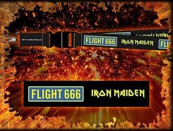 smycz zawieszka IRON MAIDEN - FLIGHT 666