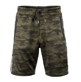 spodenki TRAININGSSHORTS woodland