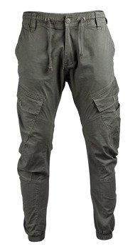 spodnie bojówki RAY VINTAGE - OLIVE