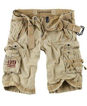 spodnie bojówki krótkie ROYAL SHORTS - ROYALSAHAR