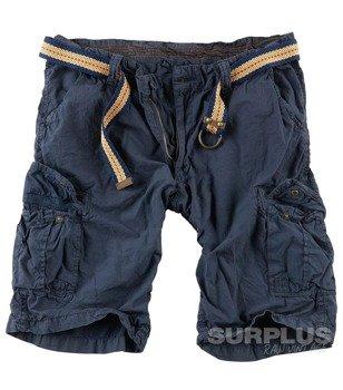 spodnie krótkie SOMMER SHORT - NAVY
