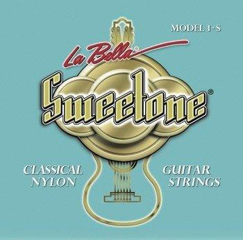 struny do gitary klasycznej LA BELLA 1-S SWEETTONE