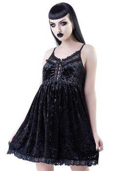 sukienka KILL STAR - ASHBURY'S ANGEL black