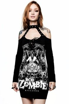sukienka KILL STAR - ROB ZOMBIE, TRIUMPH