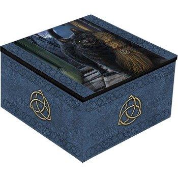 szkatułka A BRUSH WITH MAGIC