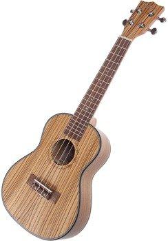 ukulele koncertowe CHATEAU U2200Z Zebrawood