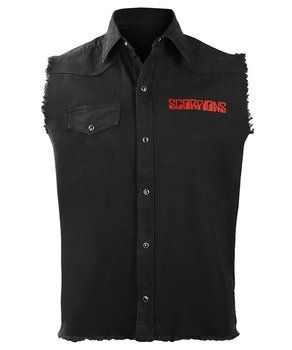 workshirt SCORPIONS - BLACKOUT