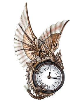 zegar DRAGON WALL