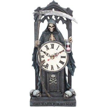 zegar TIME WAITS FOR NO MAN