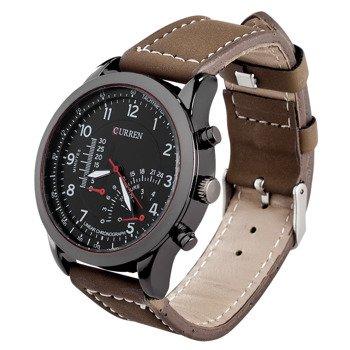 zegarek MILITARY BLACK BLACK