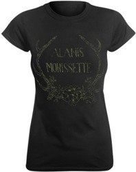 bluzka damska ALANIS MORISSETTE - ANTLERS