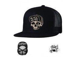 czapka BLACK HEART - GARAGE BUILT