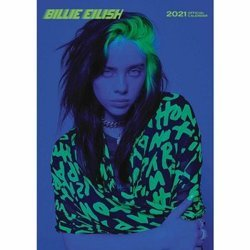 kalendarz BILLIE EILISH 2021