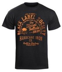 koszulka BLACK LABEL SOCIETY - HARDCORE HELLRIDE