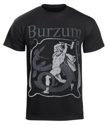 koszulka BURZUM - SERPENT SLAYER