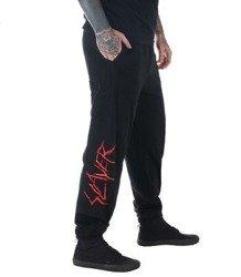 spodnie dresowe SLAYER - BRILLIANT ABYSS
