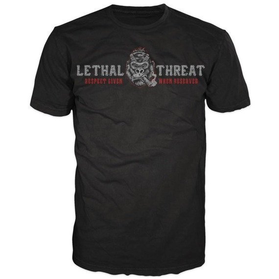 koszulka LETHAL THREAT - RESPECT GIVEN