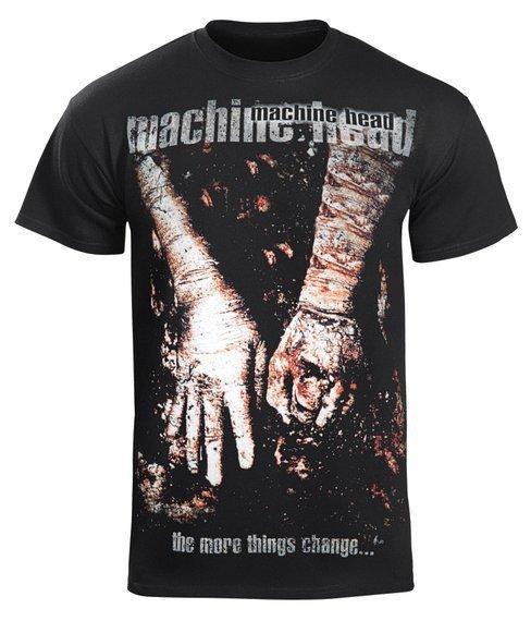 koszulka MACHINE HEAD - THE MORE THINGS CHANGE
