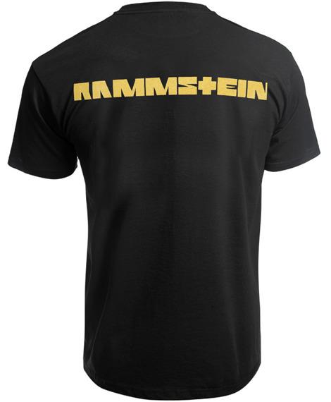 koszulka RAMMSTEIN - LOGO