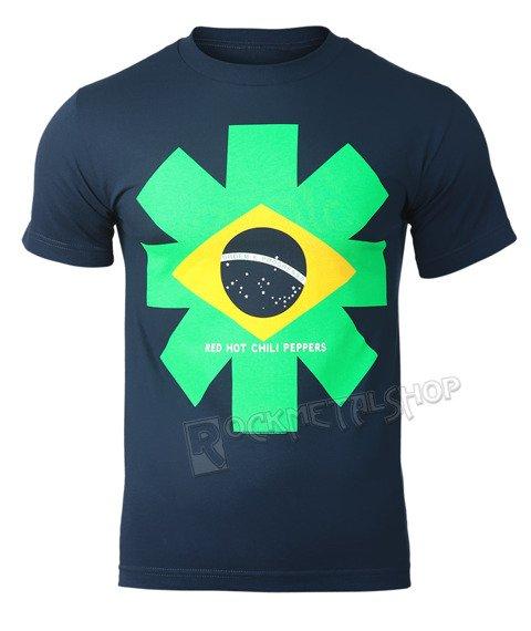 koszulka RED HOT CHILI PEPPERS - BRAZIL ASTERISK